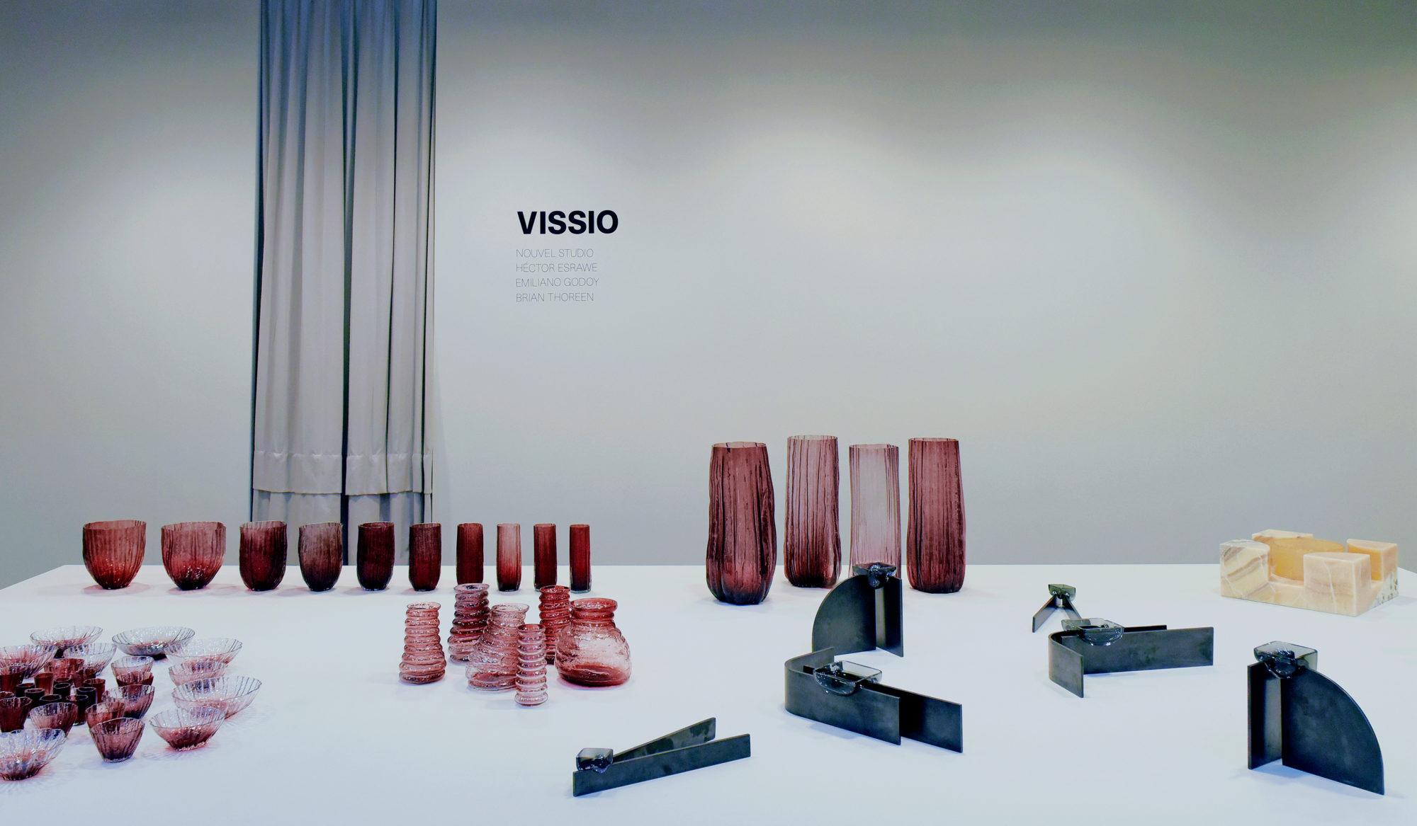 Full collection by Vissio at Zona Maco 2019
